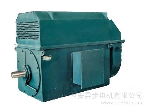 10千伏高压电机内部结构图解